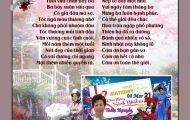 Thơ Tranh: Ngày Sinh Nhật - Nguyễn Thị Thêm