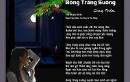 Thơ Tranh: Bóng Trăng Suông - Cung Trầm