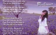 Thơ Tranh: Mùa Hoa Bluebonnet