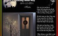 Thơ Tranh: Giáng Sinh Này Anh Có Đến!