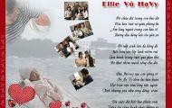 Thơ Tranh: Ellie Vũ Hạ Vy
