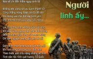 Thơ Tranh: Người Lính Ấy...